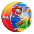 Mario plates - super-mario-bros fan art