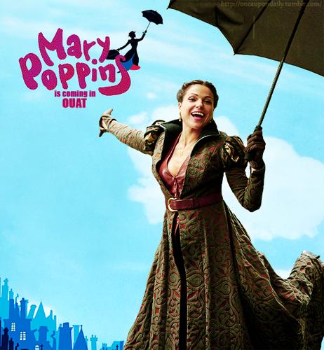 Mary Poppins a.k.a. Regina