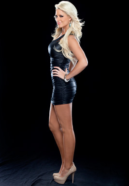 Maryse Ouellet wallpaper possibly containing a leotard, a bustier, and tights entitled Maryse Photoshoot Flashback