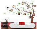 Memory Tree Photo Frame Wall Stickers