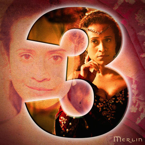 Merlin Countdown:Three meer Sleeps