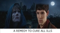 Merlin Season 1 Episode 6 - A Remedy To Cure All Ills - merlin-characters photo
