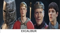 Merlin Season 1 Episode 9 - Excalibur - merlin-characters photo