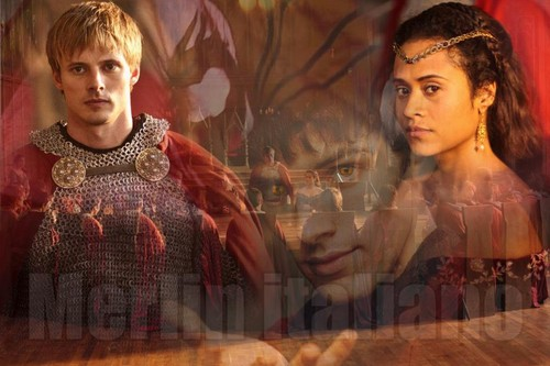 Merlin Italiano Poster - Get Ready