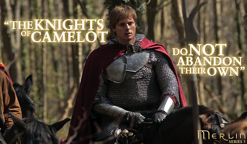 Merlin S5 EP1 - King Arthur