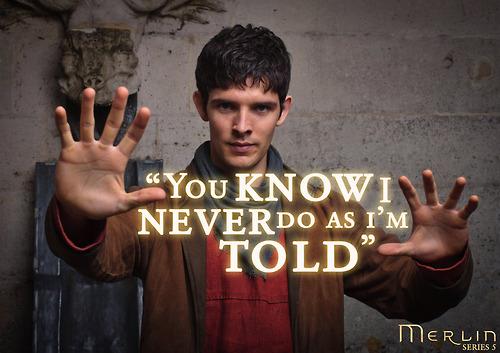 Merlin S5 EP1 - Merlin