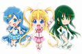 Mermaid Melody Chibi!