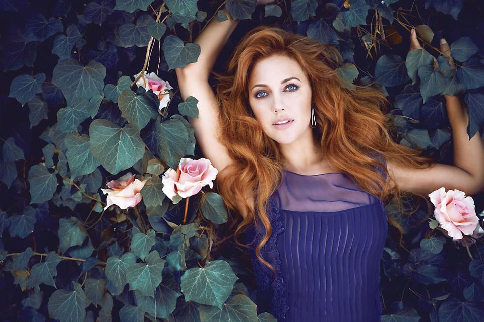 Turkish actors and actresses meryem uzerli instyle magazine photos