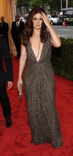 Metropolitan Museum of Art Costume Institute Gala in New York City 2012