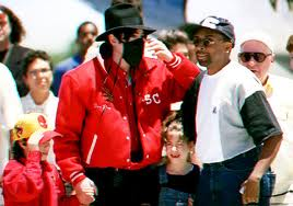 Michael And Director, Spike Lee