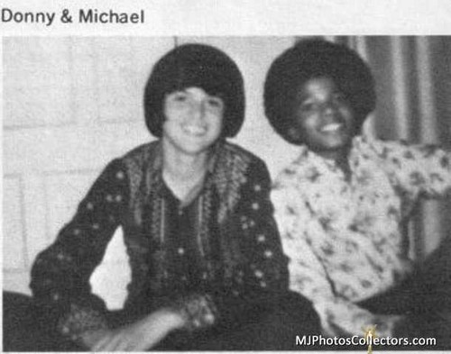 Michael & Donny Osmond