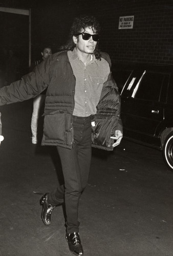 Michael Jackson Bad Era