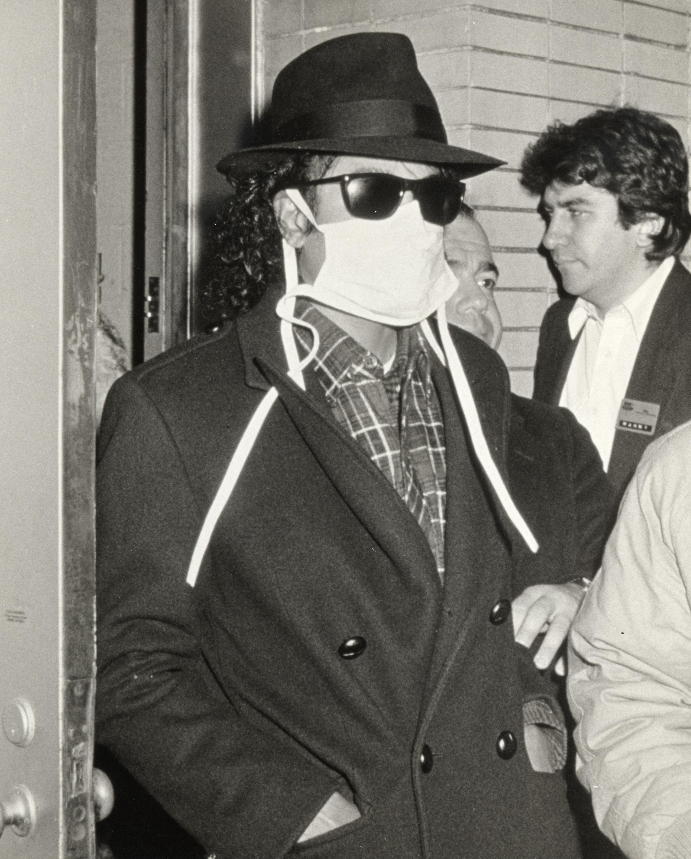 Michael Jackson Bad Era