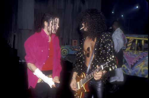 Michael Jackson Dangerous Era
