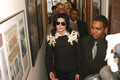 Michael Jackson: Going Back to Gary - invincible-era photo