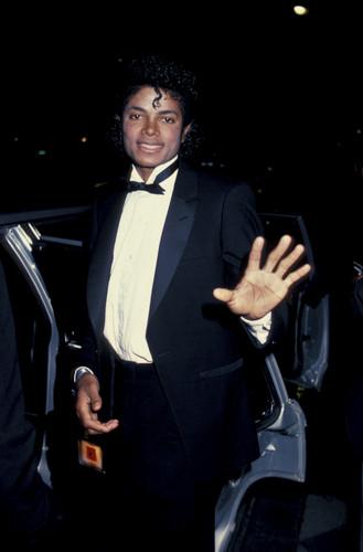 Michael Jackson Thriller Era