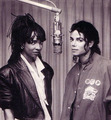 Michael & Siedah - michael-jackson photo