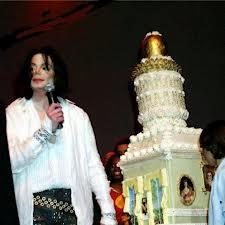 Michael's 45th Birthday Back In 2003