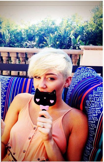 Miley Twitter