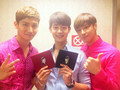 Minho+ Yunho and Changmin! ^^ - dbsk photo
