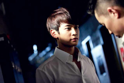 """Minho in """"To the beautiful you"""""""