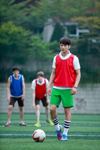 "Minho in ""To the beautiful you"""
