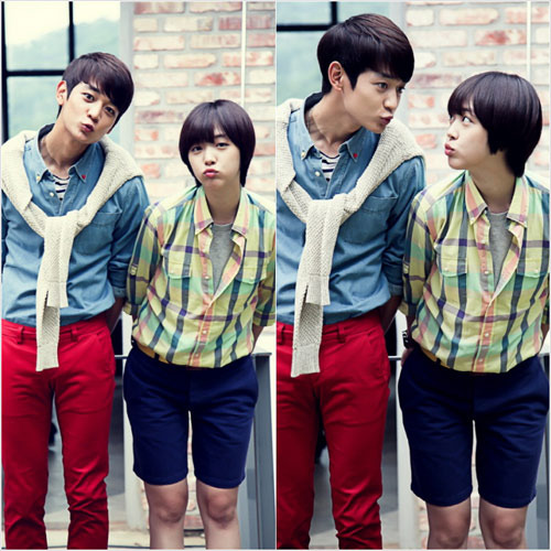 To The Beautiful You wallpaper called Minhosulliaegyo