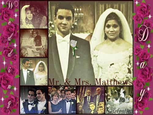 Mr. & Mrs.Matthews