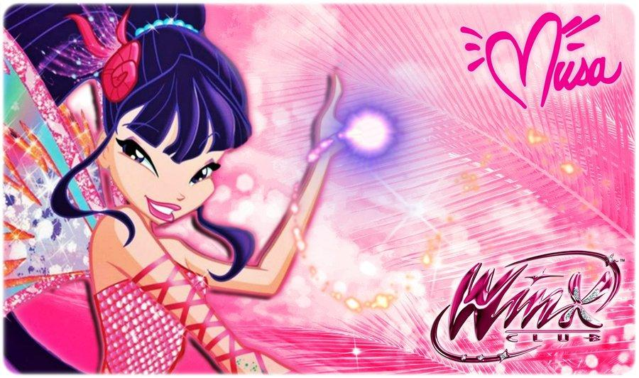 The Winx Club Musa Sirenix ~ Wallpaper