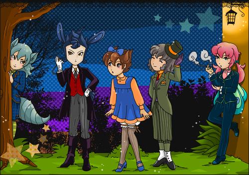 My Happy Halloween to te guys~
