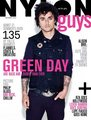 NYLON Cover  - billie-joe-armstrong photo