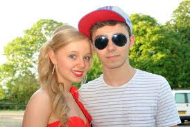 Nathan James Sykes and His sister JEssica sYKES