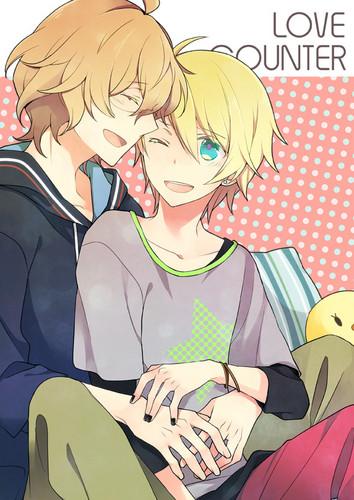 Natsuki and Syo!