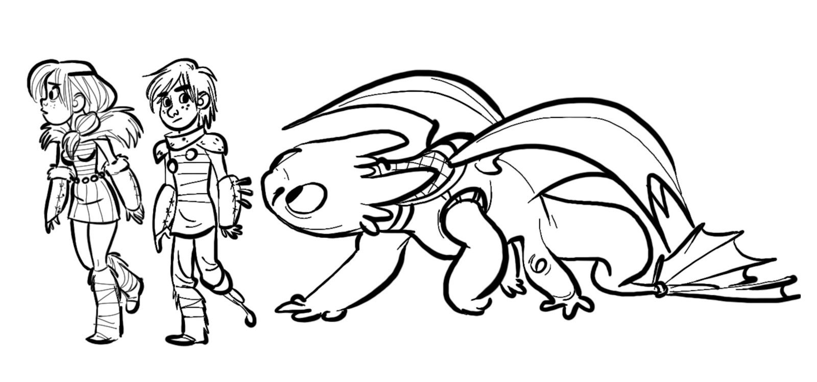 dragon 2 coloring pages - photo#14