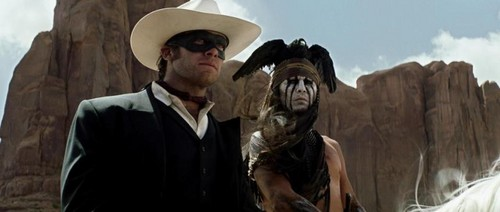 New the lone ranger pics