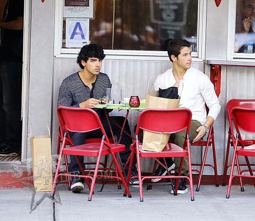 Nick Jonas 2012 new pictures