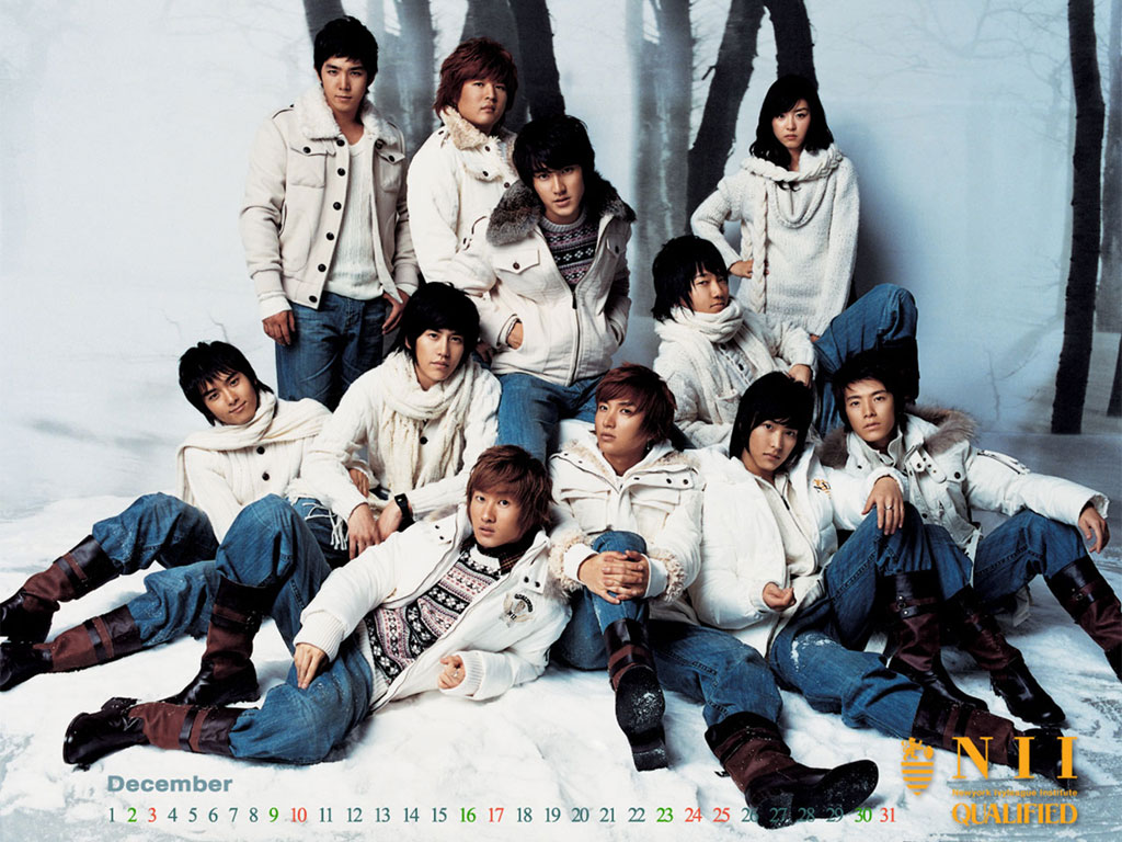 Nii  SuJu  Super Junior Wallpaper 32301188  Fanpop
