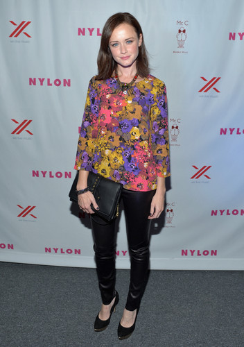 Nylon September TV Issue Party 15.09.2012