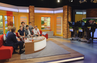 OCT 05TH - ON ITV'S DAYBREAK