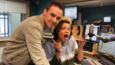 OCT 06TH - CO-HOSTING BBC RADIO ONE