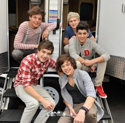 ONE DIRECTION---1D