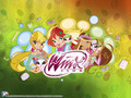 Official wallpaper 2012 Love & Pets Stella Bloom Flora - the-winx-club wallpaper