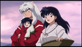 On a Walk - inuyasha-and-kagome fan art