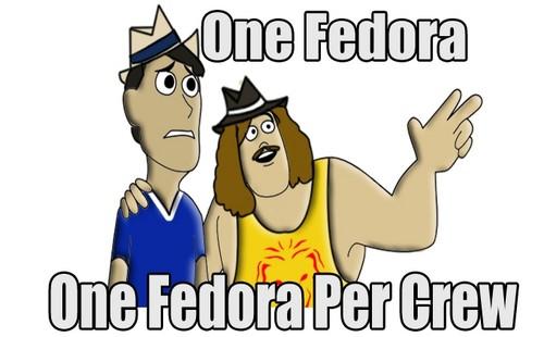 One Fedora Per Crew