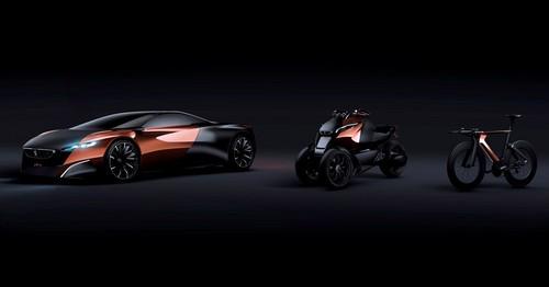 Peugeot ONYX CONCEPTS