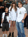 Paris And Her Brothers - paris-jackson photo