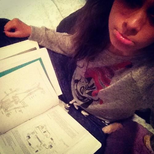 Paris Jackson ♥♥ Homework Booo