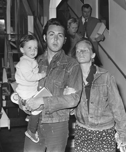 Paul, Linda, and Mary