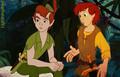 Peter and Taran