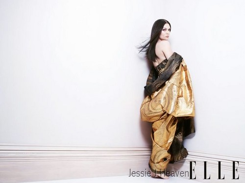 Photoshoot: ELLE Magazine shoot